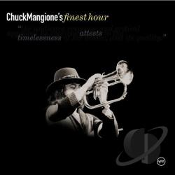 Mangione, Chuck - Chuck Mangione's Finest Hour CD Cover Art
