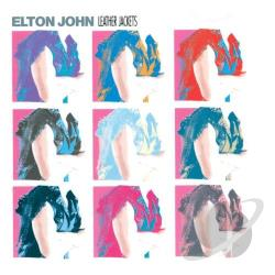 John, Elton - Leather Jackets CD Cover Art