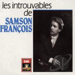 Francois, Samson - Les Introuvables De Samson Francis CD Cover Art