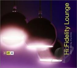 Hi-Fidelity Lounge Vol. 4 CD Cover Art