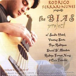 Rodrigo Ferrari-Nunes - Rodrigo Ferrari - Nunes Presents: The Bias Project, Vol. 1 CD Cover Art