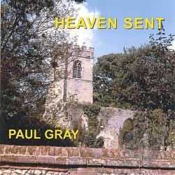 Gray, Paul - Heaven Sent CD Cover Art