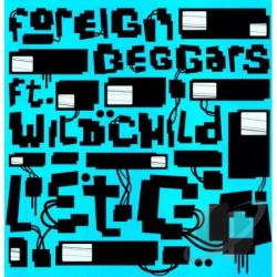 Foreign Beggars FT - Let Go LP Cover Art