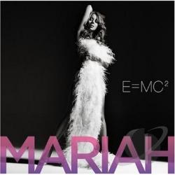 Carey, Mariah - E=MCy CD Cover Art