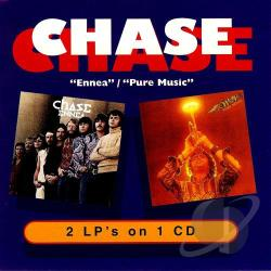 Chase - Chase/Ennea/Pure Music CD Cover Art