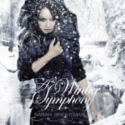 Brightman, Sarah - Winter Symphony CD Cover Art