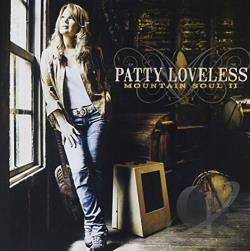 Loveless, Patty - Mountain Soul II CD Cover Art