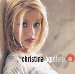 Aguilera, Christina - Christina Aguilera CD Cover Art