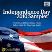 Various Artists - Independence Day Sampler - Patriotic And Inspirational Music Celebrating The American Spirit DB Cover Art