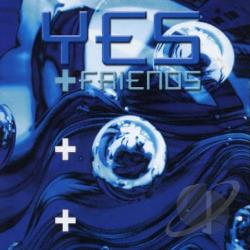 Yes - Yes and Friends CD Cover Art
