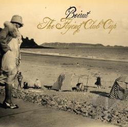 Beirut - Flying Club Cup CD Cover Art