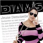 Diams - Jeune Demoiselle DB Cover Art