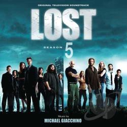 Giacchino, Michael - Lost: Season 5 CD Cover Art