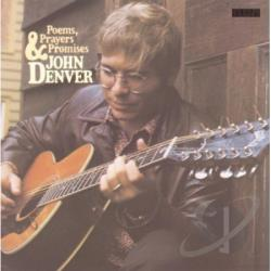 Denver, John - Poems, Prayers & Promises CD Cover Art