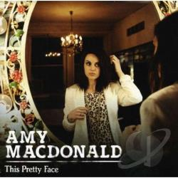Macdonald, Amy - This Pretty Face CD Cover Art