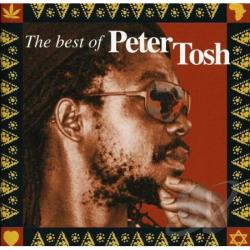 Tosh, Peter - Scrolls of the Prophet: The Best of Peter Tosh CD Cover Art
