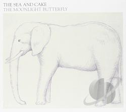 Sea & Cake - Moonlight Butterfly CD Cover Art