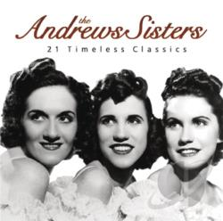 Andrews Sisters - Andrews Sisters CD Cover Art