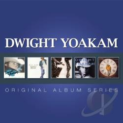 Yoakam, Dwight - Original Album Series CD Cover Art