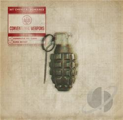 My Chemical Romance - Conventional Weapons, Vol. 5 7 Cover Art