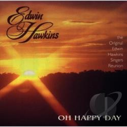 Hawkins, Edwin - Oh Happy Day Re CD Cover Art