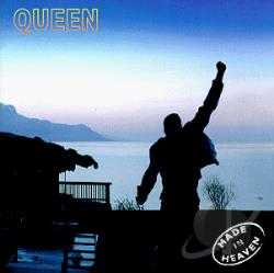 Queen - Made in Heaven CD Cover Art