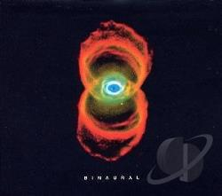 Pearl Jam - Binaural CD Cover Art