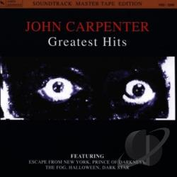 Carpenter, John - Greatest Hits V.1 CD Cover Art