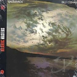 Cobham, Billy - Crosswinds CD Cover Art