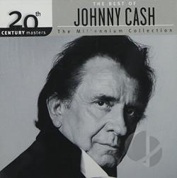 Cash, Johnny - 20th Century Masters - The Millennium Collection: The Best of Johnny Cash CD Cover Art