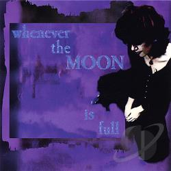 Johnson, Lisa - Whenever the Moon Is Full CD Cover Art