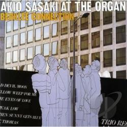 Sasaki, Akio - Berklee Connection CD Cover Art
