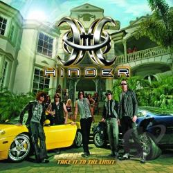 Hinder - Take It to the Limit CD Cover Art