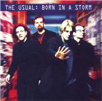 Usual - Born In a Storm DB Cover Art