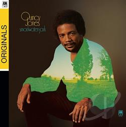 Jones, Quincy - Smackwater Jack CD Cover Art
