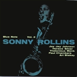 Rollins, Sonny - Volume Two (The Rudy Van Gelder Edition) DB Cover Art