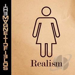 Magnetic Fields - Realism CD Cover Art