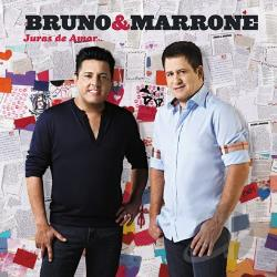 Bruno & Marrone - Juras de Amor CD Cover Art