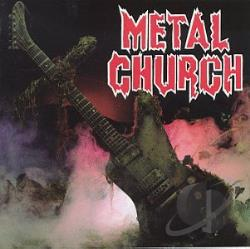 Metal Church - Metal Church CD Cover Art