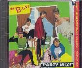 B-52's - Party Mix!/Mesopotamia CD Cover Art