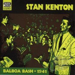 Kenton, Stan - Balboa Bash, 1941 CD Cover Art