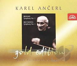 Ancerl, Karel - Gold Edition - Vol. 9 CD Cover Art