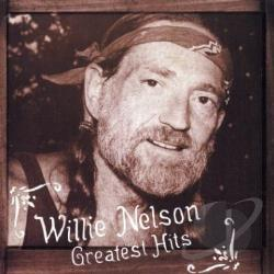 Nelson, Willie - Greatest Hits CD Cover Art