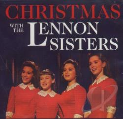 Lennon Sisters - Christmas With the Lennon Sisters CD Cover Art