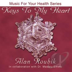 Roubik, Alan - Keys To My Heart CD Cover Art