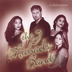 J Michaels Band - Collaboration CD Cover Art
