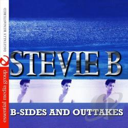 Stevie B. - B-Sides and Outtakes CD Cover Art