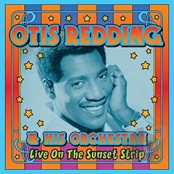 Redding, Otis - Live on the Sunset Strip CD Cover Art