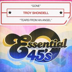 Shondell, Troy - Gone CD Cover Art