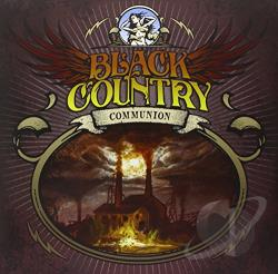 Black Country Communion - Black Country Communion LP Cover Art